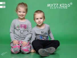 My77 Felső-Kids101 Kislány