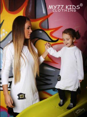 My77 Ruha-Kids105 ( fehér)