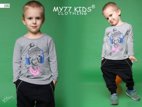 ce0e73b830 My77 Felső-Kids100
